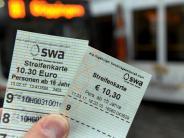Augsburg: Tram, Bus und Bahn werden ab Juni teurer