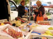 Kommentar: Der Wochenmarkt: Alternative zur Einkaufshektik