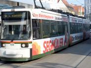 """Kolumne """"Mein Augsburg"""": Warum das Telefonieren in der Tram eine Qual ist"""