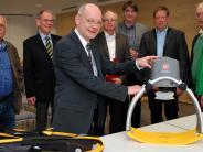 : Maschine hilft bei der Reanimation