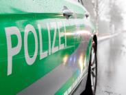 Lauingen: Sattelzug beschädigt eine Ampel