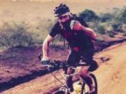 Augsburg: Bernd Beigl auf Radtour: Mitten in Afrika