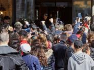 Augsburg: Polizei: Youtube-Star Leon Machère hätte Auftritt anmelden sollen