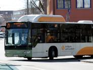 Augsburg: Ersatzbusse im Einsatz