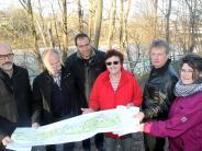 Augsburg: Am Ort der neuen Floßlände