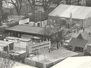 Augsburg Geschichte: Die Afa begann im Stadtgarten