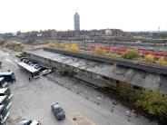 Augsburg: In Bahnhofsnähe entsteht ein neues Stadtviertel