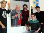 Augsburg: Vier große Augsburger ausAfghanistan