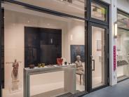 Ausstellung: Ein Schaufenster für die Kunst