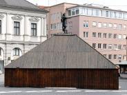 Augsburg: Warum die Augsburger Brunnen über Ostern abgedeckt bleiben
