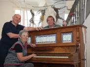 Kunstprojekt: Kleine Klaviermaler ganz groß