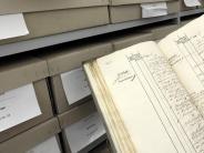 Augsburg: Pferseer Archiv macht es Forschern leichter