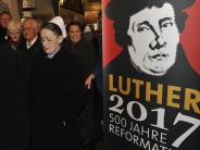 Veranstaltung: Augsburg feiert Martin Luther in großem Stil