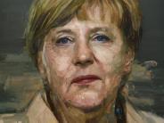 : Angela Merkel als Heldin