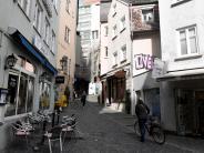 Augsburg: Judenberg ab heute gesperrt: So geht es in die Altstadt