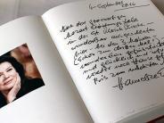 Augsburg: Das schreiben Prominente in Augsburger Gästebücher