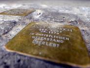 Augsburg: Nun werden Stolpersteine in Augsburg verlegt - doch es gibt Ärger