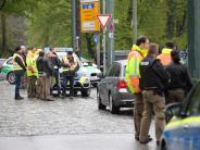 Augsburg: Amokalarm an Hochschule: Polizei spricht von Fehlalarm