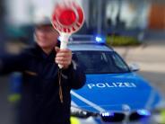 Augsburg: Betrunkener Autofahrer hat Angst vor Spritze