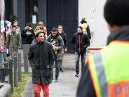 Polizei: Falscher Amok-Alarm an der Hochschule