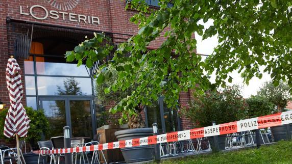 Prozess in Augsburg: Schuss vor L'Osteria: Leibwächter räumt Vorwürfe ein