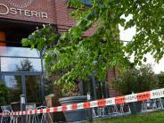 Augsburg: Schuss vor L'Osteria: Leibwächter räumt Vorwürfe ein