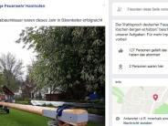 Augsburg: Wie der Maibaum in den Bärenkeller zurückkehrte