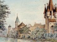 Augsburg: Die Abbruch-Euphorie brach 1867 aus