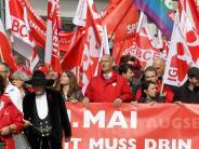 Augsburg: Gewerkschaften kritisieren Shopping-Sonntage in Augsburg