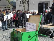 Soziales: Demo gegen Abschiebungen