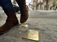 Augsburg: Stolpersteine: Kulturreferent gerät immer stärker in die Kritik