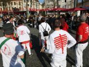 Augsburg: Oberhausen feiert das Kirschblütenfest: Das ist geboten