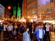 """Augsburg: Stadt verschärft Sicherheitskonzept für die """"Sommernächte"""""""
