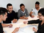 Augsburg: Warum ein Syrer gerne arbeiten würde, aber nicht darf