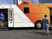 Augsburg: Warum der neue Bücherbus schon kaputt ist