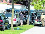 Augsburg: Spezialeinheit der Polizei verliert sensible Daten