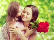 Alles Liebe zum Muttertag: Danke, Mama!