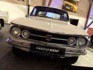 Mazda Classic Automobil Museum Frey: Erstes Mazda-Museum Europas in Augsburg eröffnet