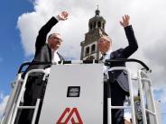 Städtepartnerschaft Augsburg - Bourges: 50 Jahre Städtepartnerschaft Augsburg - Bourges