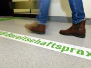 Augsburg: Schnelle Hilfe neben der Klinik