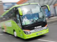 Augsburg: Er schlief im Flixbus ein ... und wachte in Paris auf