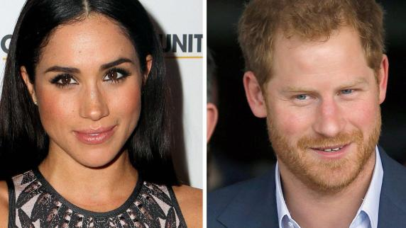 Meghan Markle über Prinz Harry: