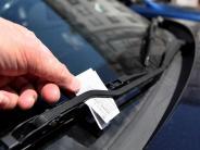Verkehr in Bayern: Strafzettel spülen 128 Millionen Euro in die Staatskasse