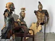 Ausstellung: Diese Skulpturen spielen Rollen