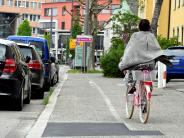Augsburg: Neue Radwege: Die kaputten Waschbetonplatten haben ausgedient
