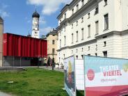 Augsburg: Theatersanierung: Stadt holt für Millionen weitere Kontrolleure