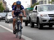 Verkehr: Radler geben der Stadt immer bessere Noten