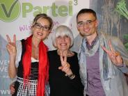 Partei für Veganer: Es gibt sie seit einem Jahr: Was will die V-Partei³?