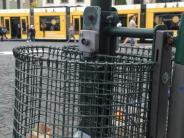 Augsburg: Denkmalpflege bremst Gribl beim Müll aus
