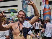 Augsburg: Über 3000 Läufer schwitzen beim SportScheck-Stadtlauf